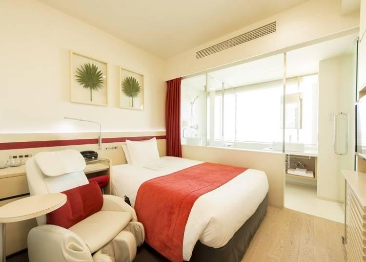 1. Remm Akihabara: Sleep comfortably in this hotel directly connected to Akihabara Station!