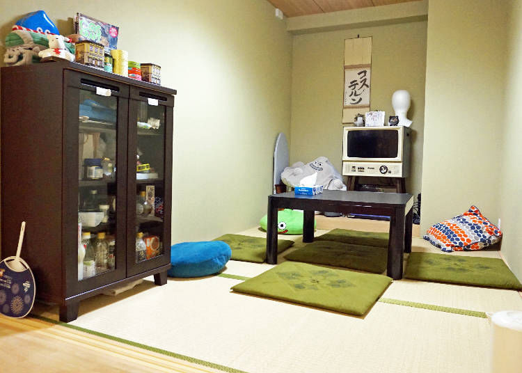 4. Bnb+ Costelun Akiba: Women-only and cosplay-friendly!