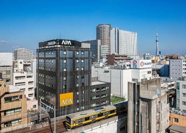 秋葉原駅周辺で安いホテルならここ! 5000円以下で泊まれるコスパ抜群おすすめ4選