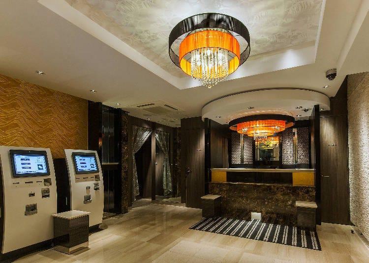 ■知名品牌饭店也有好看方案! 「APA饭店〈秋叶原站前〉」