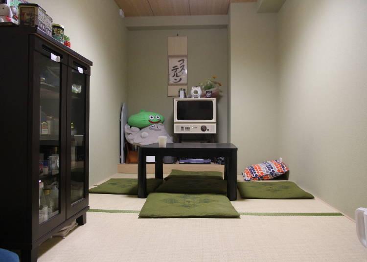■大受coser歡迎的女性專用青年旅館「bnb+ Costelun Akiba」