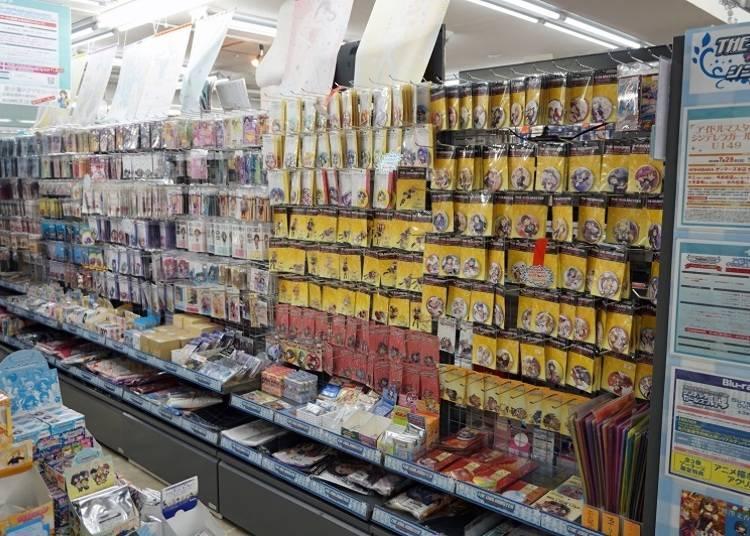 Akihabara Gamers Main Store: One of Tokyo's best anime stores!