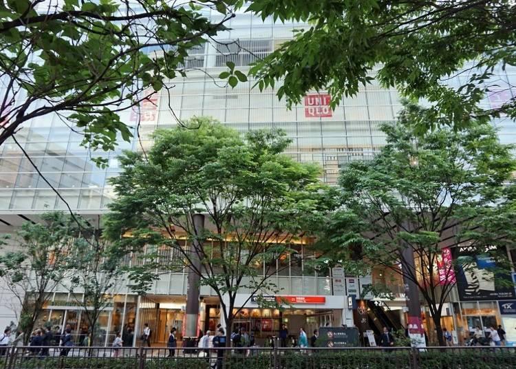 아키하바라 쇼핑 '그 외' 여행객에게 편리한 쇼핑 명소 '아키바 토림'