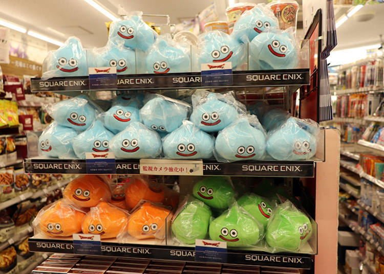 Inside Akihabara's Quirky Convenience Store: Popular Items at the