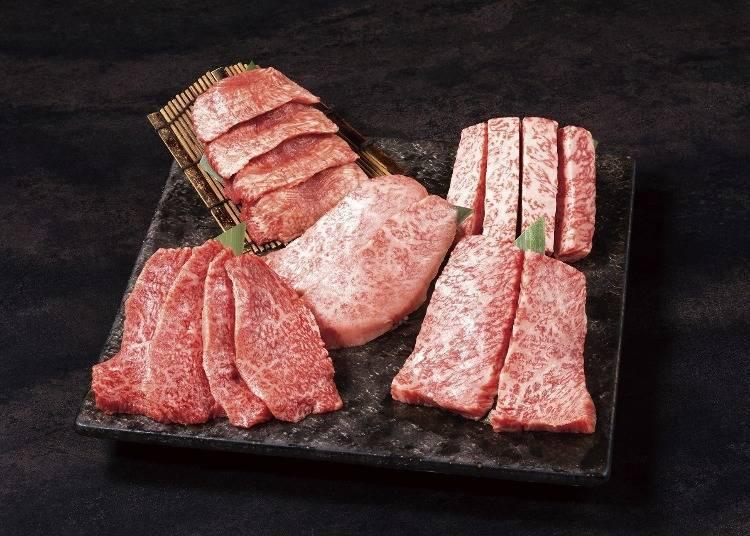 [5,000엔~]A5 와규를 맛보고 싶다면 '우시노다쓰진(소의 달인)'으로