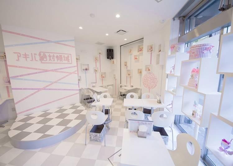 ■Kemomimi粉丝必访,主题型女仆咖啡厅「Akiba绝对领域」