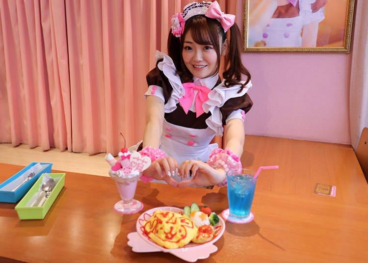 ■Japanese maid cafe rules