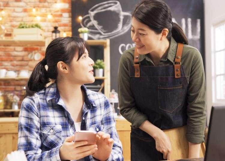 記起來就很方便!讓日本旅行更加盡興的基本日語短文