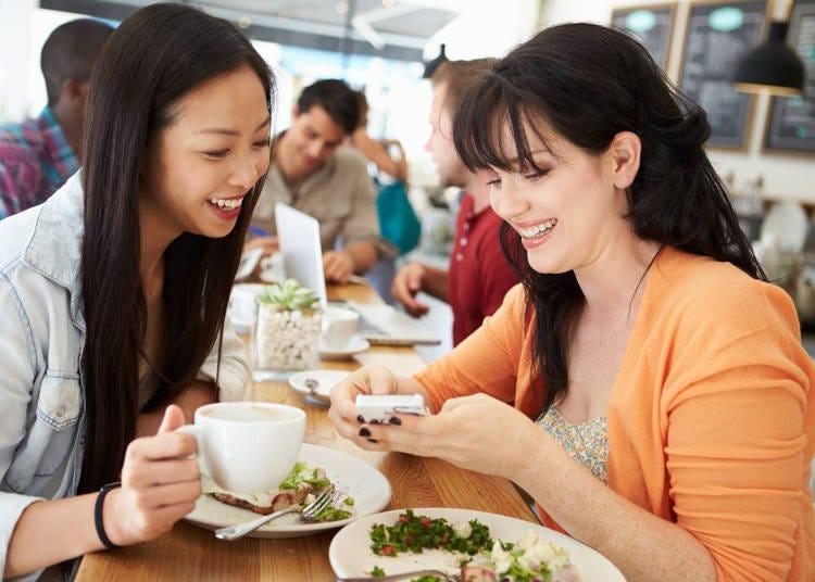 「翻訳系ガジェット」はオフラインで使えるから、Wi-Fiのない場所で活躍!