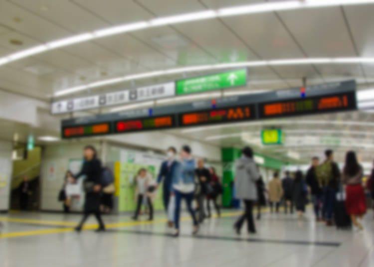 「照相翻譯」特別是需要換乘的日本複雜地鐵超便利!