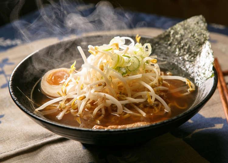 在日本想吃正统拉面的更要会!日本拉面店中经常使用的日文单词