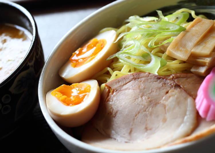 拉麵日文教學⑤標準配備的配料「叉燒」「味玉」也記起來吧!