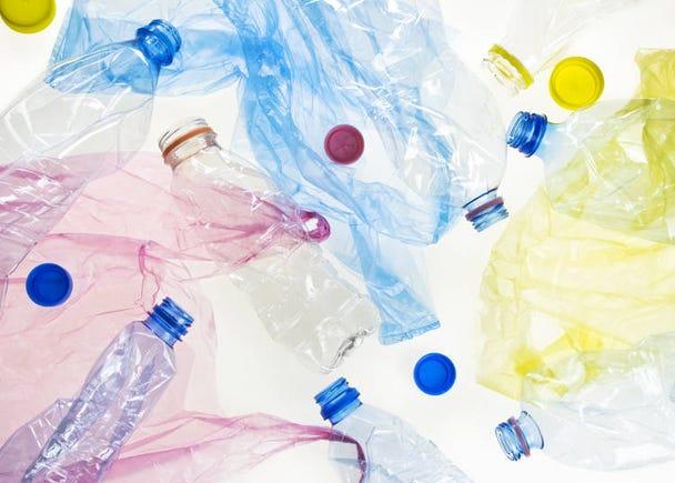 PET Bottles? Ah, Plastic Bottles!