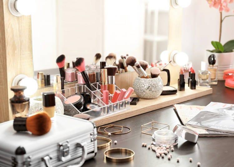 化粧品関連にも和製英語が多い!