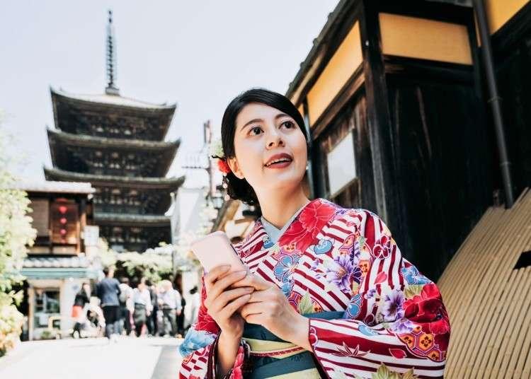 日本旅行がもっと楽しくなる!すぐ使える便利な日本語例文52