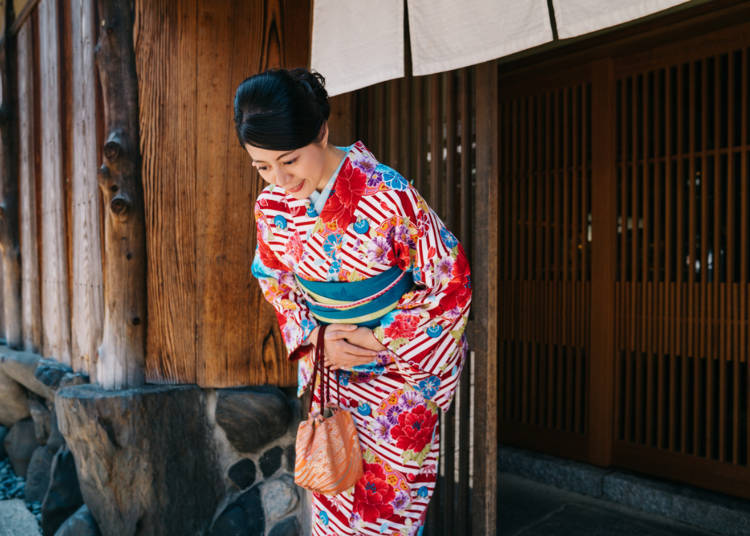 일본어 예문 – 기본적인 인사와 대답