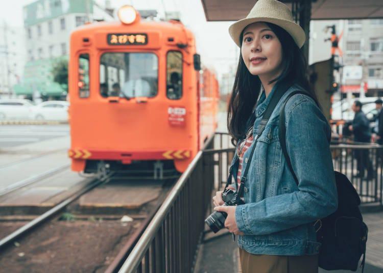 ■有這句就放心!車站、電車等常用交通機關日文例句