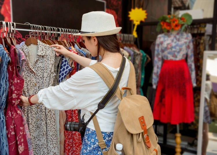 ■讓購物更美好的常用購物日文例句