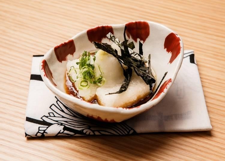 頼んでいない料理「お通し(oto-shi)」が運ばれてきても驚かないで!