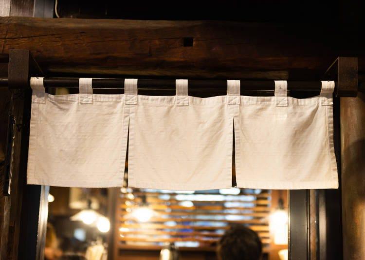 居酒屋「入店時」常用的日文單字