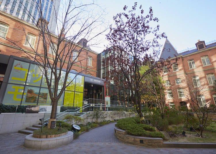 ジョサイア・コンドルが造った 丸の内初のオフィスビルを現代に復元した三菱一号館美術館