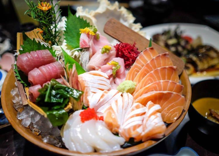 Sashimi was pretty controversial! The idea of raw fish still puts people off