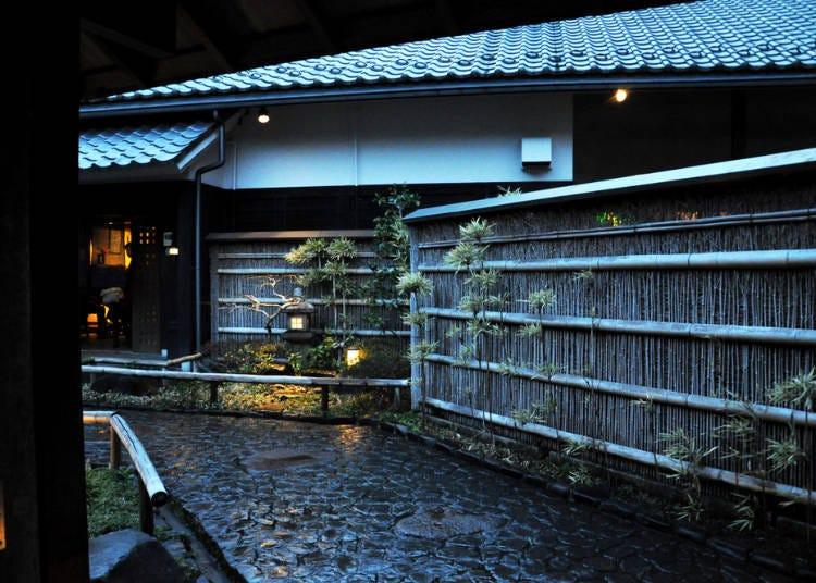●19世紀左右的懷舊日本街道「宮之下」