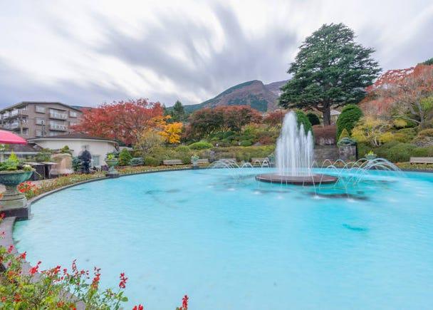 「箱根」分區攻略:搭乘登山電車即可抵達的閑靜溫泉區「強羅」
