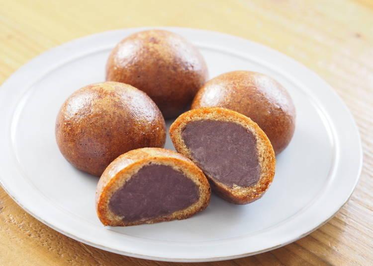 #4: Amazing Food from Long-established Shops to Stylish Sweets Shops
