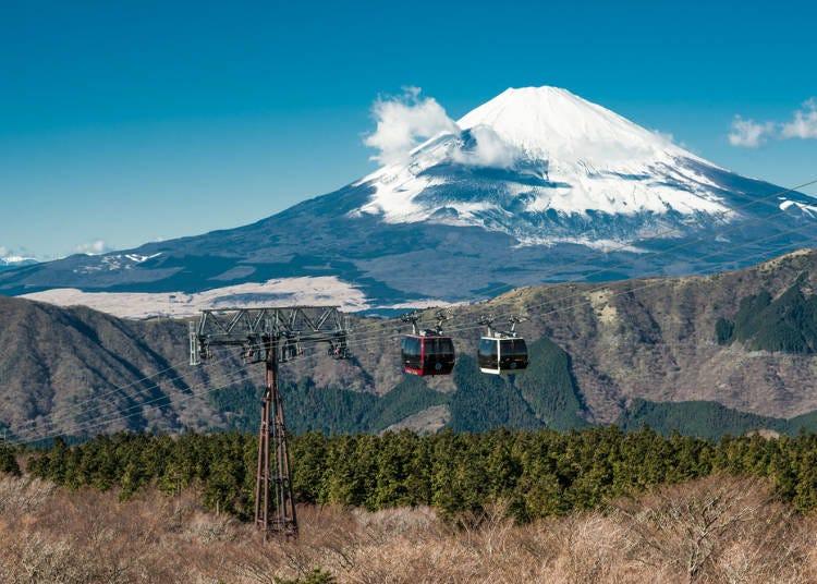 #11: Enjoy Magnificent Views on Unique Rides