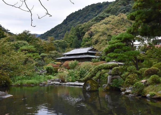 """箱根必訪的理由⑬:能夠在擁有""""日本美學""""純和風的溫泉旅館度過特別的時光"""