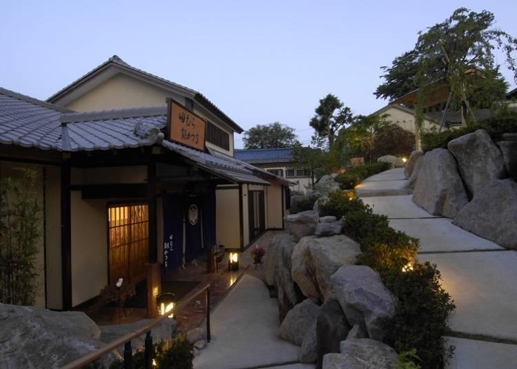 ■将箱根名物豆腐化为美味的「炸猪排煮」-「田村银Katsu亭」