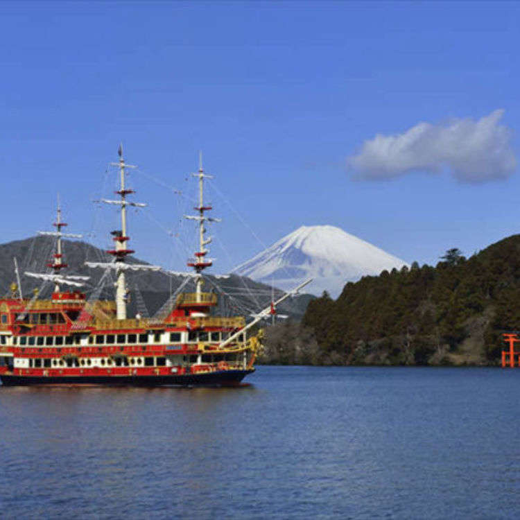 Perfect for a Tokyo Day Trip! 1 Day Plan for the Easily Accessible Hakone Region