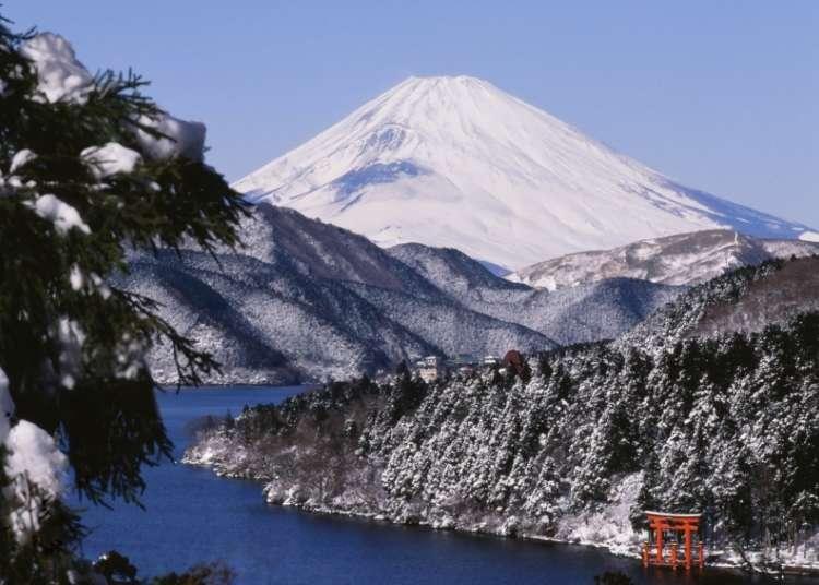 箱根各季節的天氣資訊、服裝建議、觀光重點【行前必看】