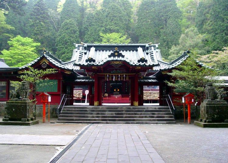 箱根景點⑦箱根神社