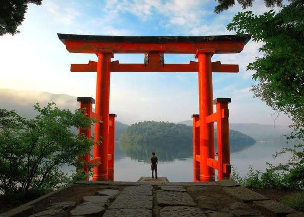 善用「箱根周游券」来场2天1夜的箱根观光!推荐行程、使用优惠