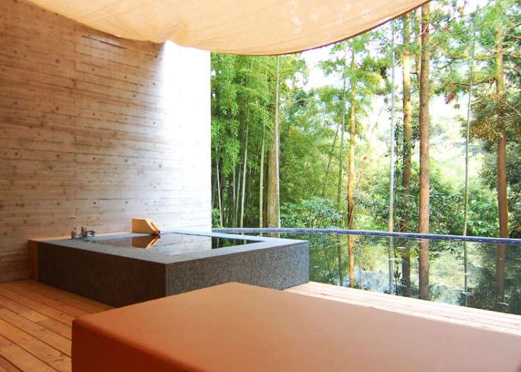 新開幕或是一人旅行專用通通沒問題!來箱根造訪時必去的溫泉旅館、飯店3選