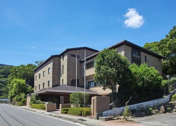 1. Hakone Yutowa: Hakone hotel offering a new type of room and fun experiences