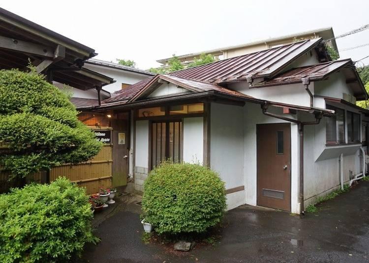 箱根溫泉旅館④提供私人露天溫泉的「富士箱根Guest House」