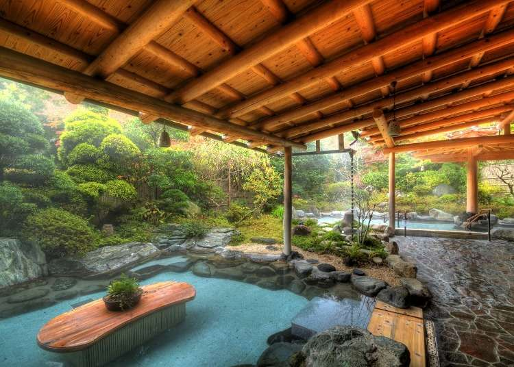Japan's Hakone Yumoto: Top 3 secret hot springs for your onsen-hopping experience