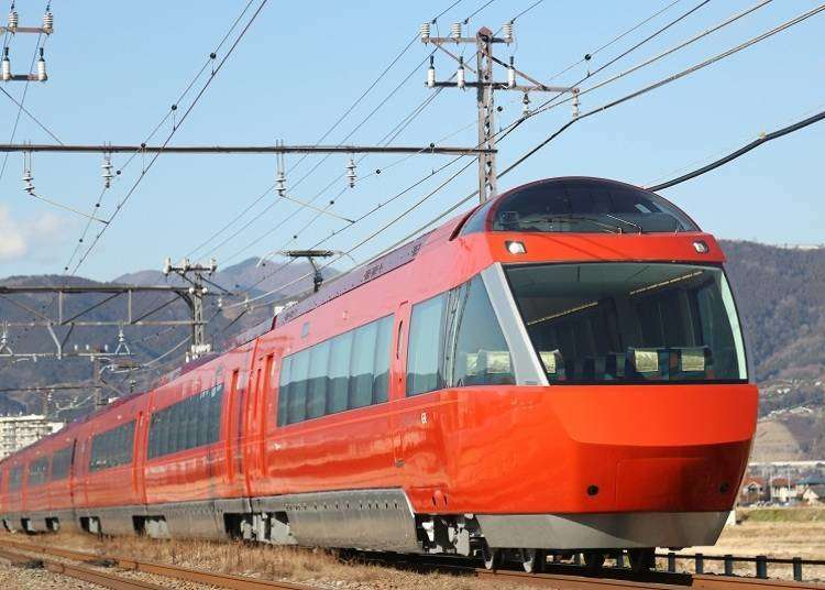从列车展望席欣赏令人感动的绝景!箱根交通必搭电车「小田急浪漫特快」乘车方式&魅力特色一篇网罗