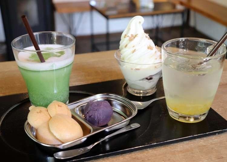 【箱根甜點】不管是季節限定或附足湯的地方通通都有!各地區推薦的咖啡廳&甜點5選