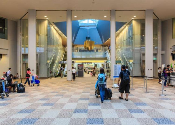 Great Ways to Spend Spare Time at Narita Airport: Restaurants, Relaxation Spots, and Family-Friendly Kids Parks!