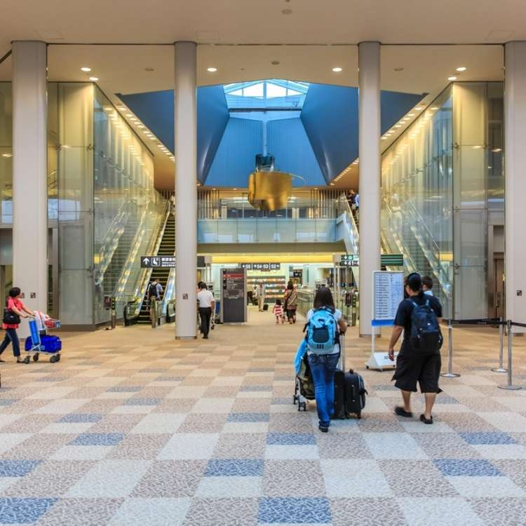 나리타 공항을 구석구석 알차게 구경할 수 있는 스팟!