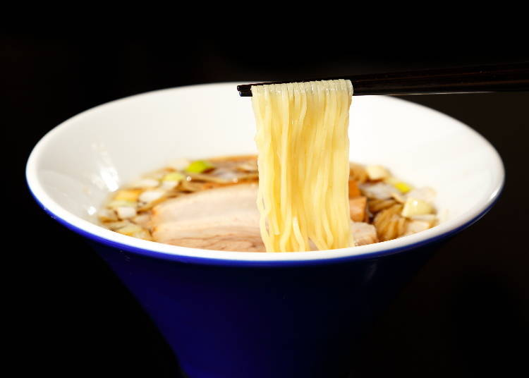 2. Nihonno Chukasoba Tomita (T1): The authentic ramen you've been searching for