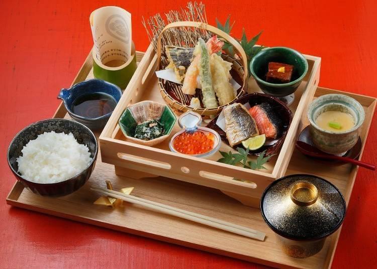 나리타 공항 맛집① 일본의 맛있는 쌀을 맛볼 수 있는 'gihey' (제1터미널)