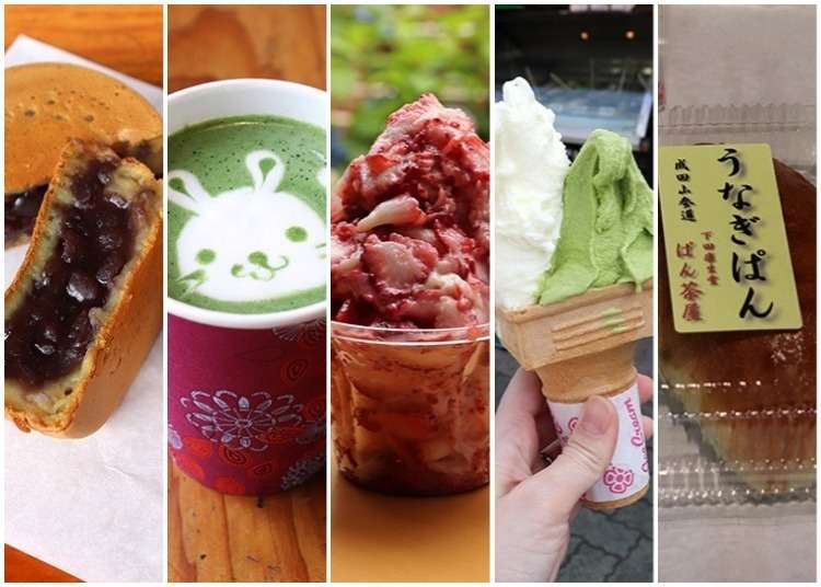 Snacks to Enjoy While Strolling Naritasan-Omotesando: Our 5 Gourmet Picks