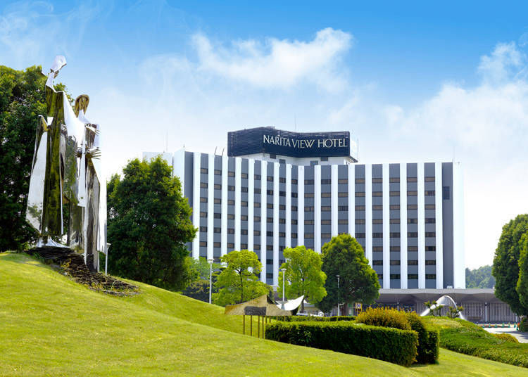 3. Narita View Hotel: Enjoy their natural hot springs - located near Narita Airport
