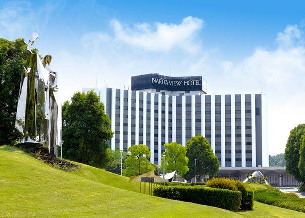 【備有從成田機場、成田車站接送服務的巴士】可享受溫泉的豪華酒店「成田豪景飯店」