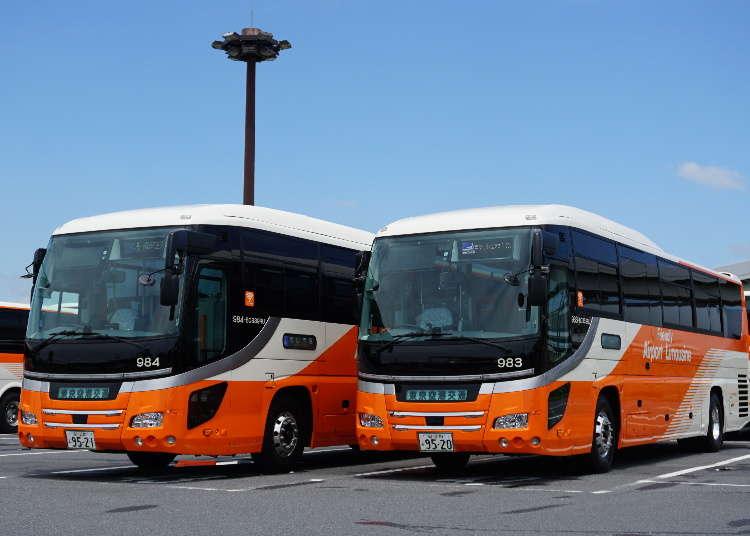 乗り方から割引チケットまで!成田空港-都内を楽ちん移動する高速バスガイド